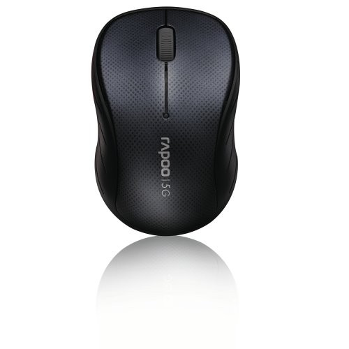 Rapoo 3000P 5G Wireless Mid Level 3 Key Mouse (Blue)