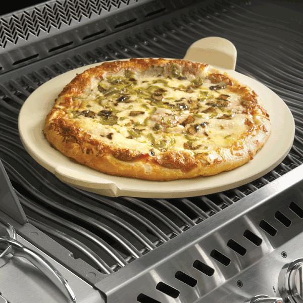 Napoleon Pizzasten med pizzadelare PRO