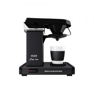 Moccamaster Cup-one (black)